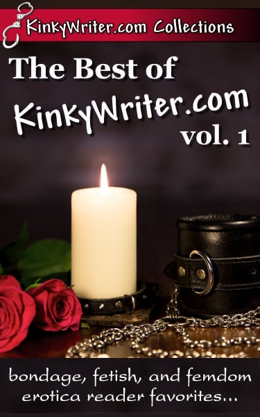 Book Cover for The Best of KinkyWriter.com, vol. 1 (by KinkyWriter)
