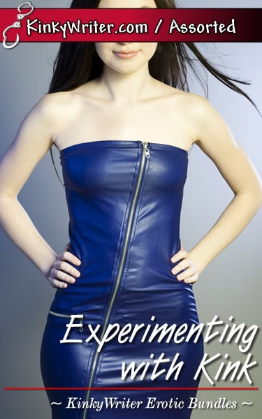 Book Cover for Experimenting with Kink (by KinkyWriter)