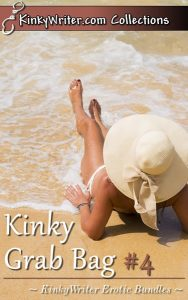Book Cover for Kinky Grab Bag #4 (by KinkyWriter)