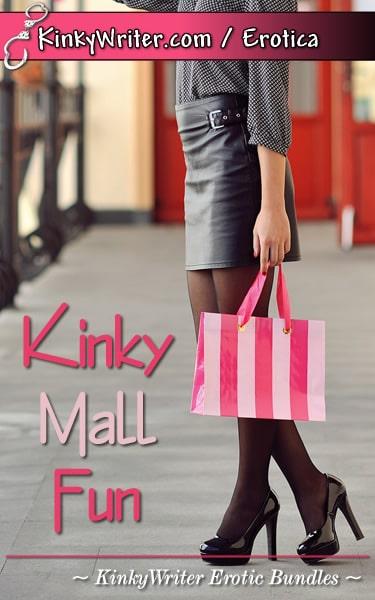 Book Cover for Kinky Mall Fun (by KinkyWriter)
