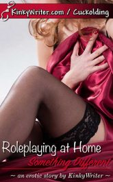 Book Cover for Roleplaying at Home: Something Different (by KinkyWriter)