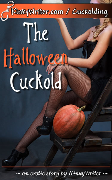 Book Cover for The Halloween Cuckold (by KinkyWriter)