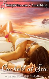 Book Cover for Cuckold at Sea (by KinkyWriter)
