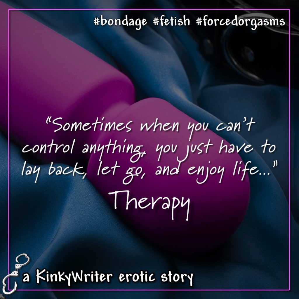 """""""Sometimes when you can't control anything, you just have to lay back, let go, and enjoy life..."""""""