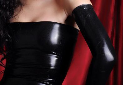 Cover Preview for Latex for Her, Chastity for Him (by KinkyWriter)